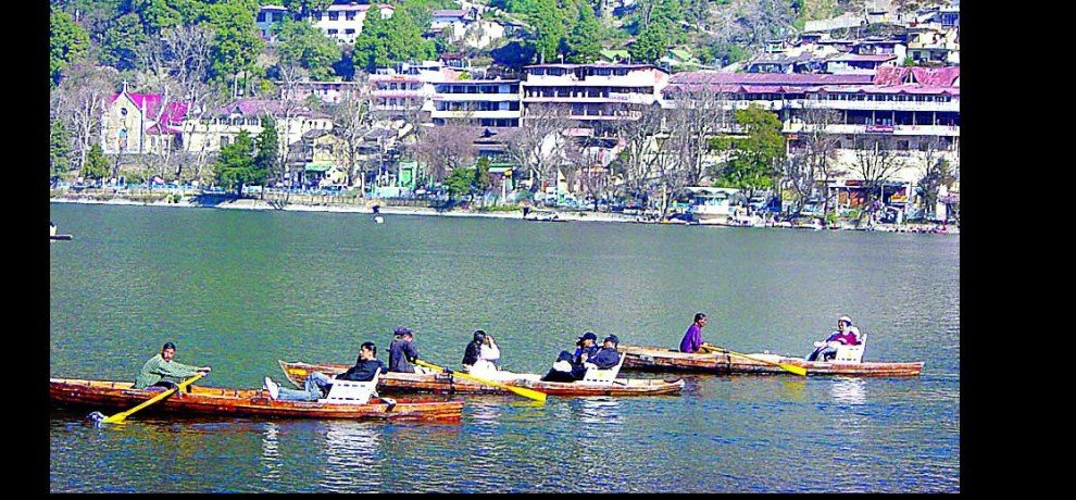 nainital lake and sukhna lake is drying