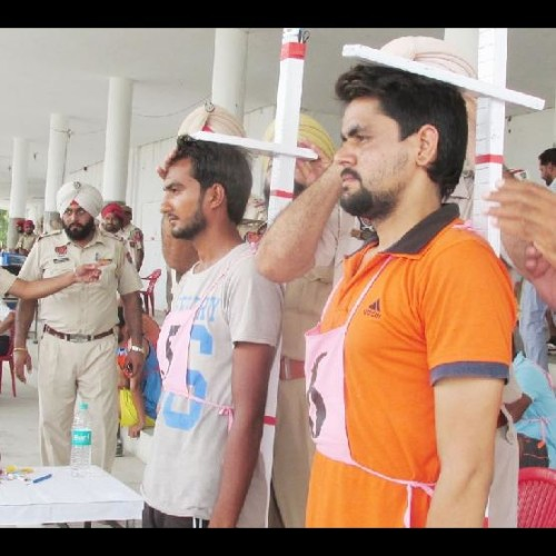Haryana Police Recruitment on 7000 Posts According to New Rules
