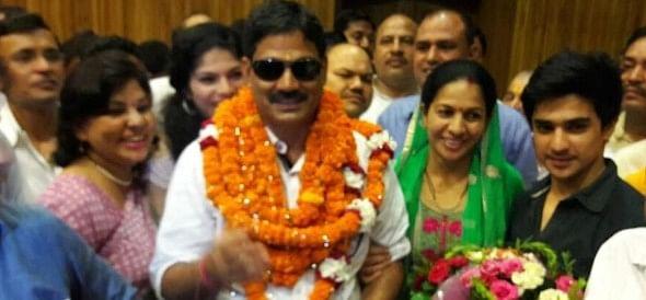 two new minister took oath in uttarakhand.