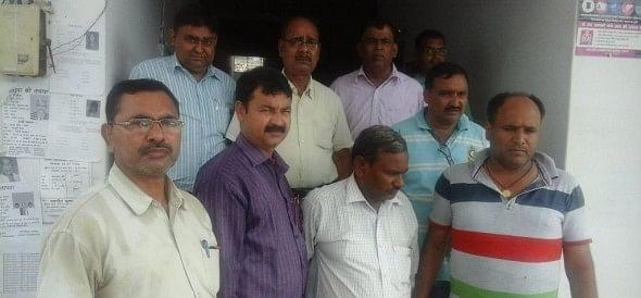 Rngehath accountant arrested taking bribe