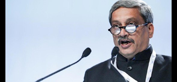 Parrikar says Donation to Army Welfare Fund is a voluntary exerise