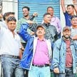 The strike affected millions in bank business