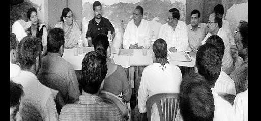 BDC meeting to discuss development