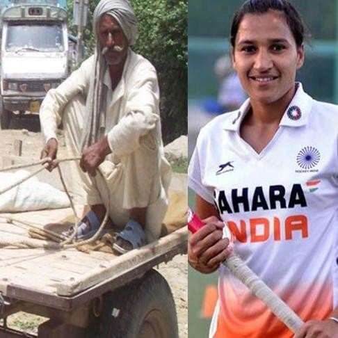 Indian women hockey team wins asia cup 2017, captain rani rampal profile