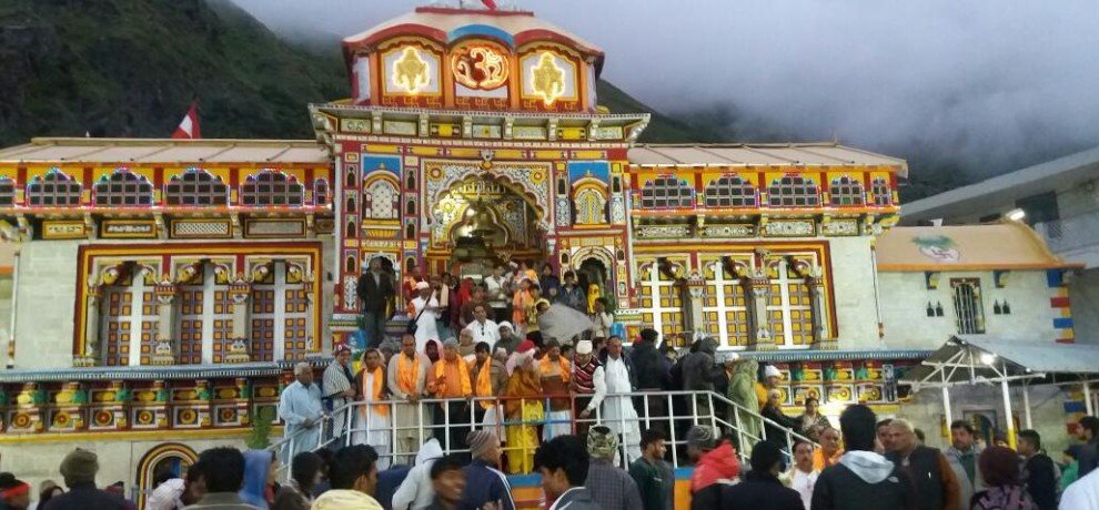 badrinath dham name in the name of goddess