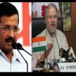 kejriwal blaims lg for health and pwd secretary removal instead of sisodia request