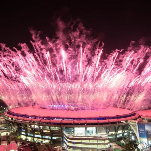 Brazil rio olympic 2016 opening Ceremony in pics