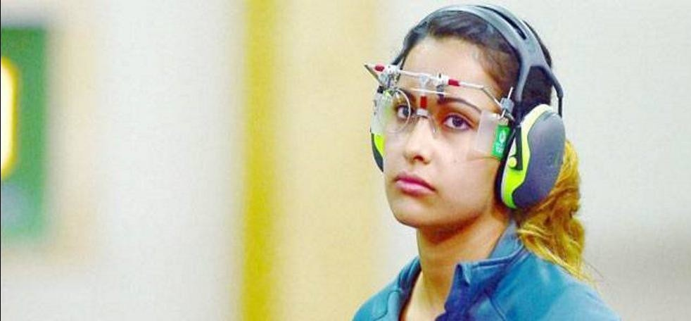 Hina Sidhu and Jitu Rai Bags Gold In ISSF World Cup 10m Mixed Air Pistol Event