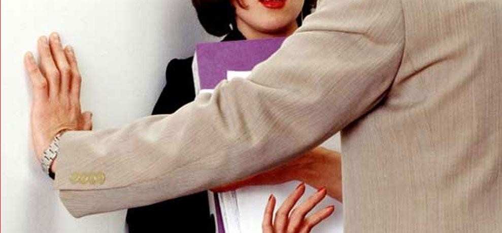 senior officer of State Bank of India, filed a case of molestation