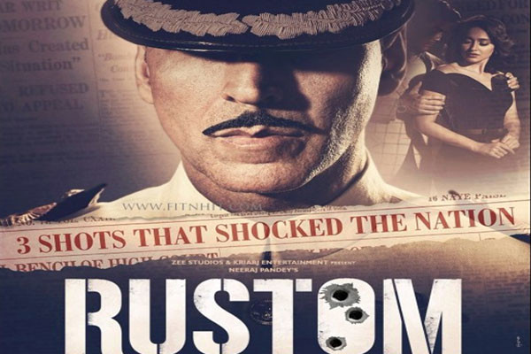 rustom free screening in lucknow