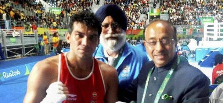 VIjay Goel Threatened To Get His Accreditation Cancelled By Rio Olympics Organizers