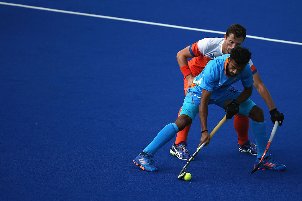 Indian Hockey Team Lost To Netherlands in Rio Olympics