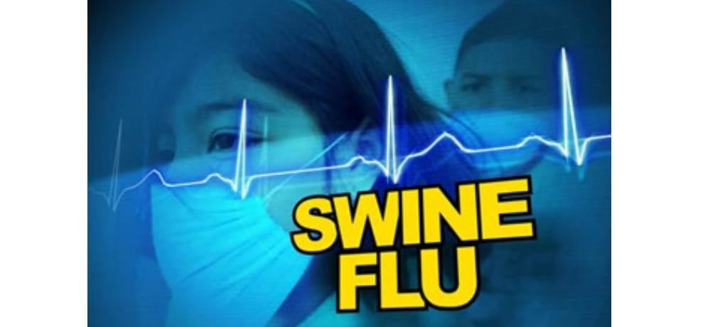 swine flu creates threat to people of Lucknow.