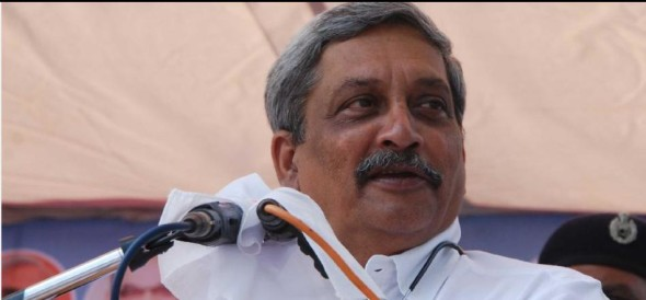 parrikar says, surgical strike make insensitive to pakistan.
