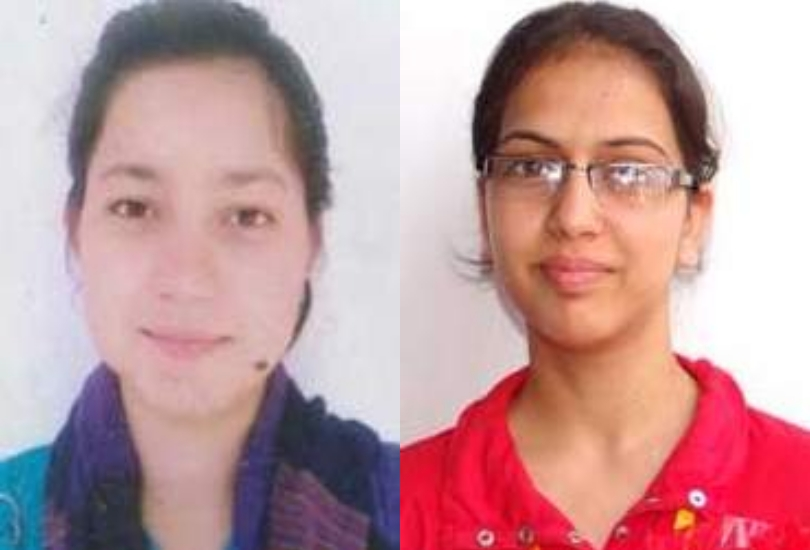 Priyanshi Bisht Uapmt Result Topper  - प्रियांशी