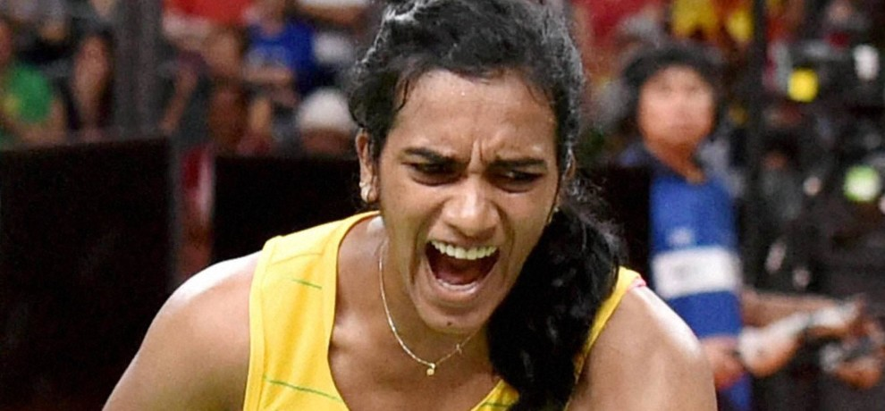 Sindhu faces Carolina Marin at Singapore Open quarter final