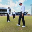 ICC Declares Outfields Unfit for Play