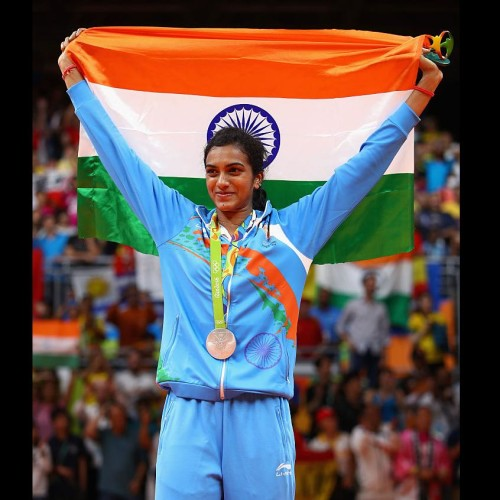 PV Sindhu most searched sportsperson in India in year 2016