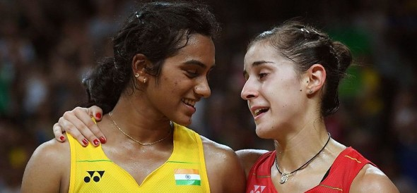 Carolina Marine Said Sindhu's Silver Became Much More Valuable Then Her Gold