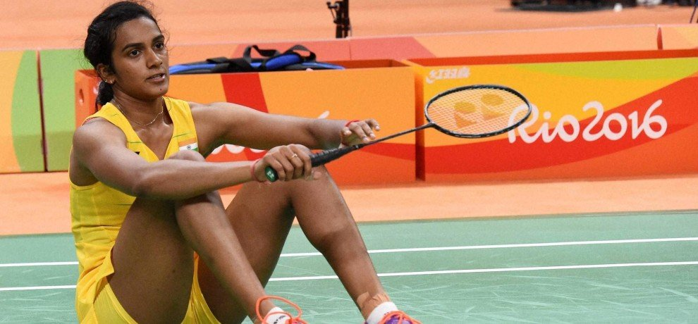 pv sindhu and saina nehwal lose match in round first