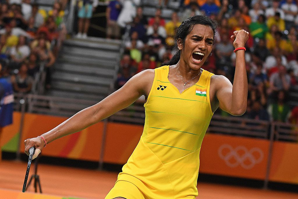 Indian Open Super Series Final PV Sindhu Vs Carolina Marine Live