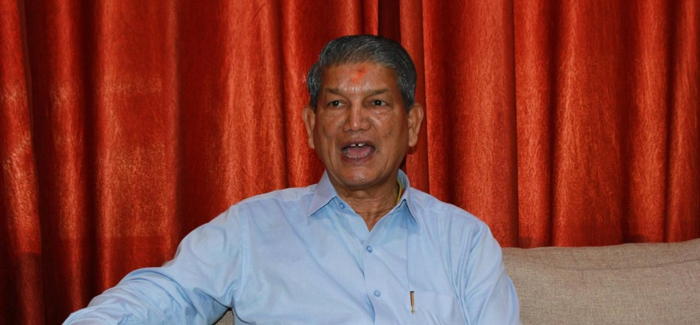 ajendra change to cm rawat on kedarnath seat.