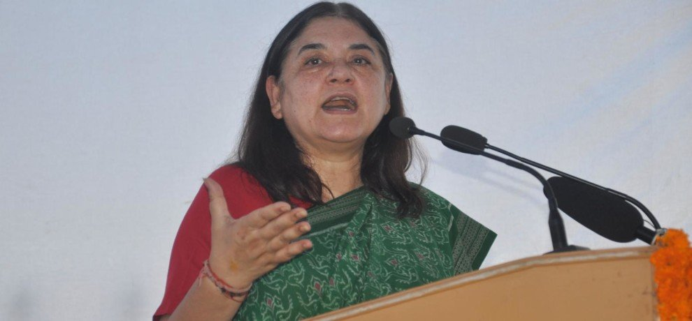 Maneka Gandhi to launch bird project