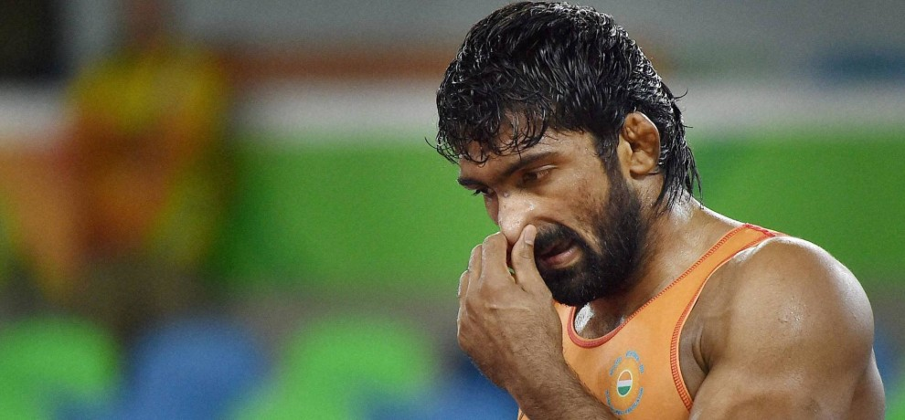 wrestler yogeshwar dutt returned back to india from rio, told about new target and new mission