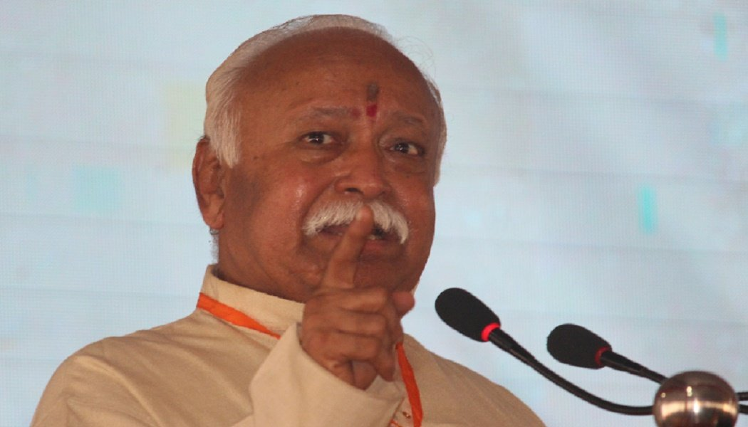 RSS chief Mohan Bhagwat said the escapist mindset is responsible for backwardness of North Bihar