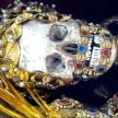 400 Year Old Jewel Encrusted Skeletons