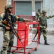 security handover to CRPF in srinagar