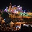 krishnanagri mathura ready to welcome 'lala'