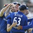England s first victory after 5 consecutive ODIs lost in Southampton