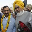 aap punjab under party clash exposed, decision on sucha singh will be in today meeting