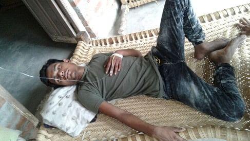 Ikri dengue death of the young man of the village, a serious  युवक की डेंगू से मौत