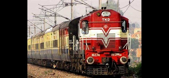 Local railway reservation fault was held to six hours