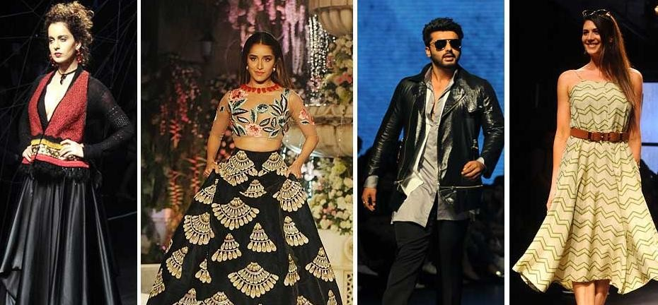 First Day Of Lakme Fashion Week 2016