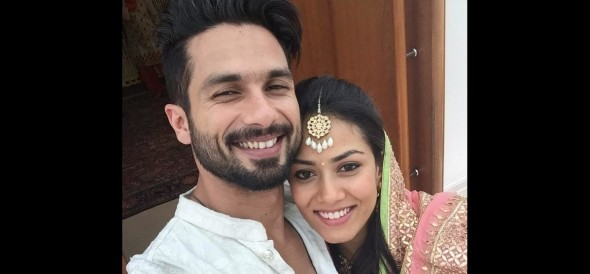 bollywood actor shahid kapoor blessed with baby girl