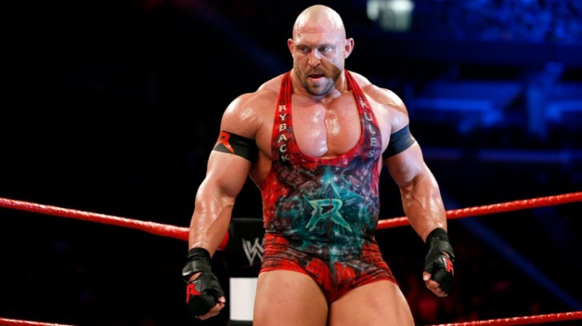Most Powerfull WWE Wrestlers of 2016