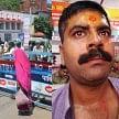 saint beaten bjp leader in haridwar
