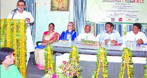 namami gange program mein hongi hindon krishna