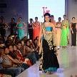 gauhar khan at dehradun fashion week