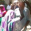 woman washed Mla in gorakhpur