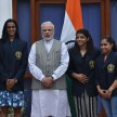 PM Modi Asks Sakshi Hope you Wont Hit Me