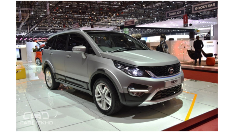 Tata Hexa To Be Launched In India In October