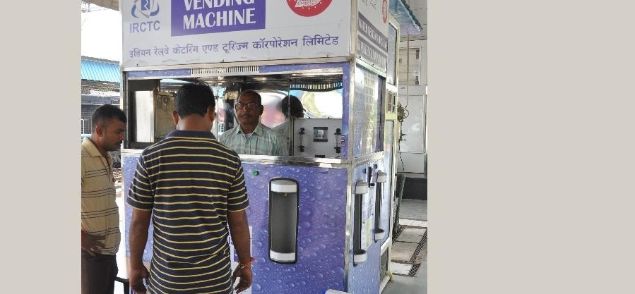 Water ATMs will Srvee the colonies Officer