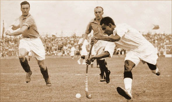 Hockey Stick of Major Dhyanchand Was Broken in Netherlands
