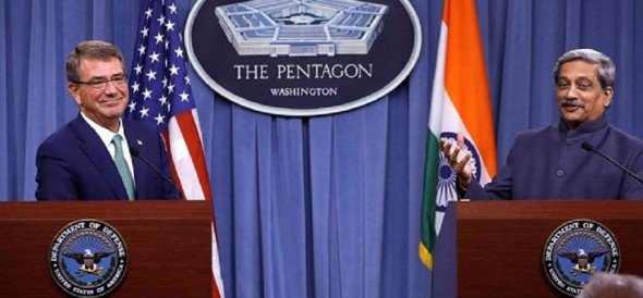 India and the US sign LEMOA: What it is about
