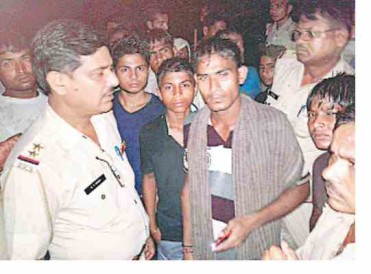 murder after rape in meerut