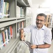 Ex MP's interest in science opens 5,000 books to public